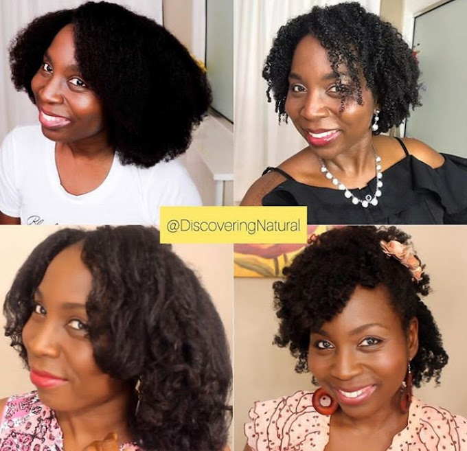 5 NATURAL HAIR INFLUENCERS TO CHECK OUT.