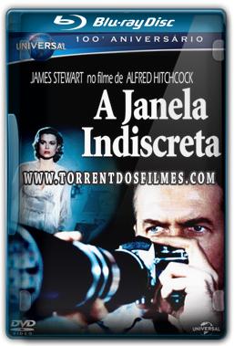 Janela Indiscreta (1954) Torrent - Dublado Bluray 1080p