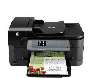 HP Officejet 6500A e-All-in-One Drivers Software Download