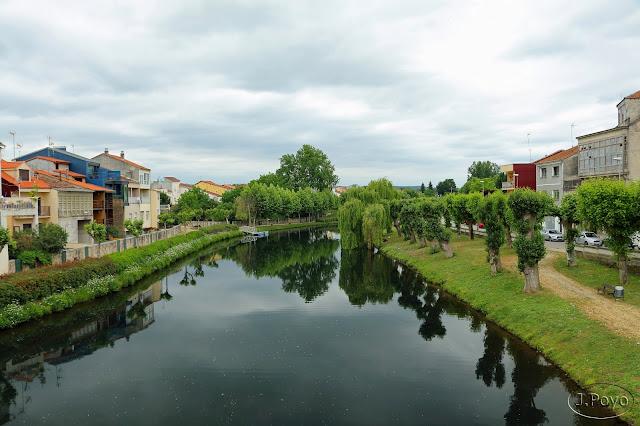 Río Cabe. Monforte de Lemos