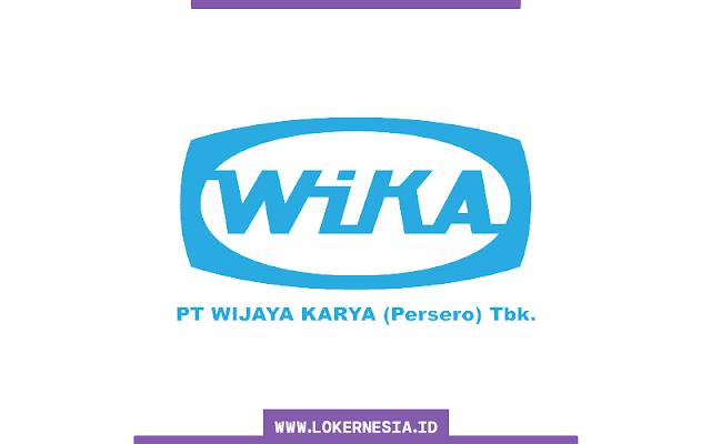 Lowongan Kerja BUMN PT Wijaya Karya (Persero) Tbk Januari 2021