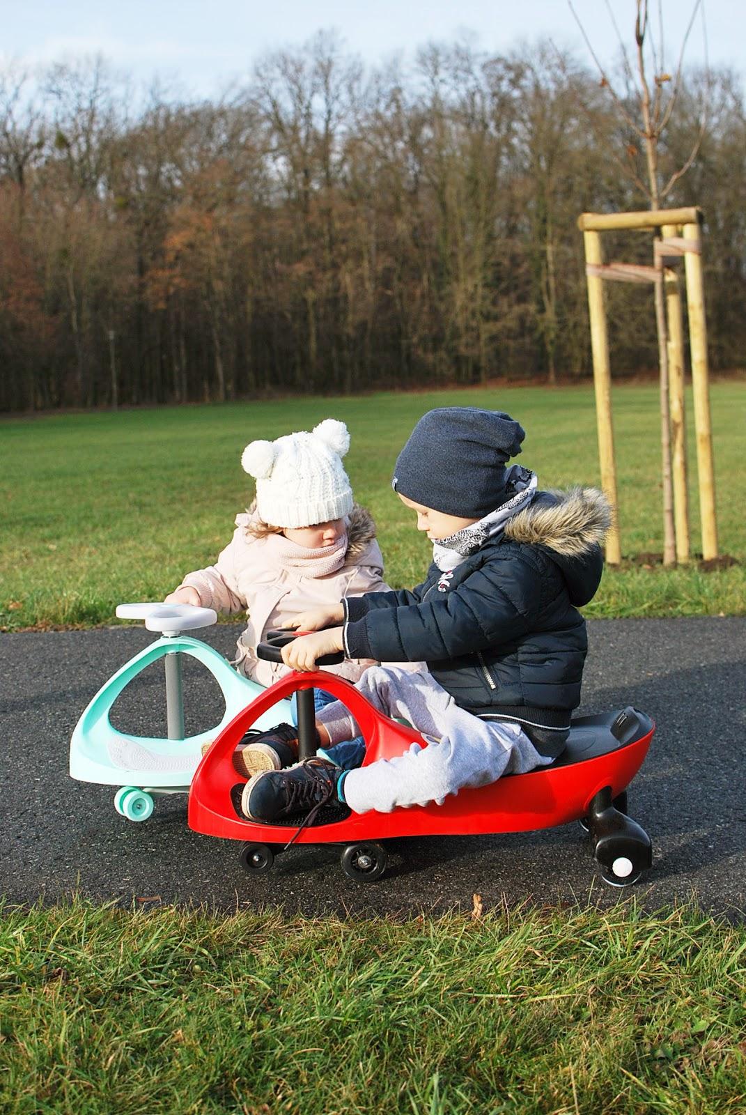 Twistcar - wyjątkowy jeździk dla małych i dużych. #prezentownik część II