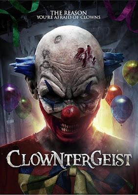 Clowntergeist Poster