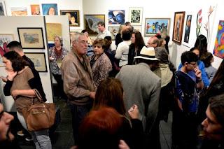 Exposição coletiva do Salão da Primavera pode ser visitada até novembro, na Casa de Cultura