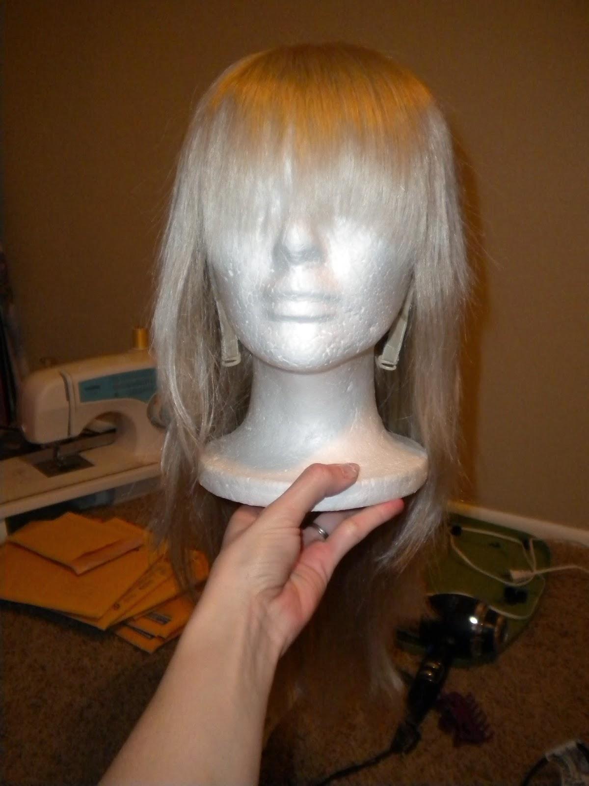 lightning cosplay wig final fantasy xiii