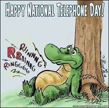 National Telephone Day Wishes For Facebook