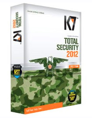 K7 TOTAL SECURITY 2012