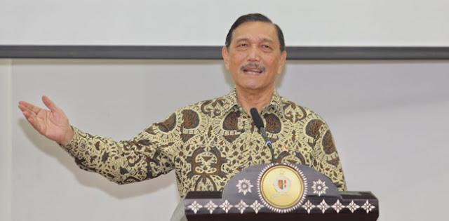 Jika Laporan Luhut Binsar Dieksekusi, Maka Akan Menggerus Indeks Demokrasi Indonesia