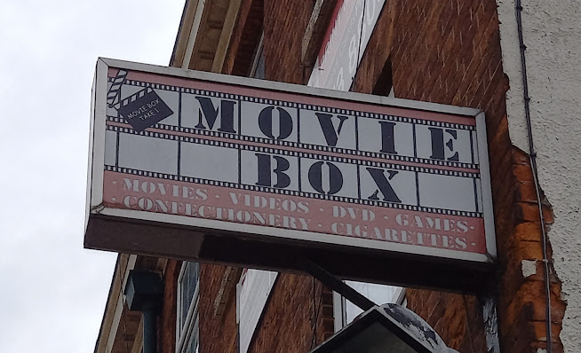 The Movie Box in Manchester