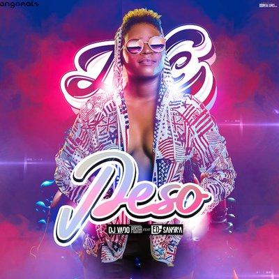 Dj Vado Poster ft. Ed-Sangria - Peso (Afro House)