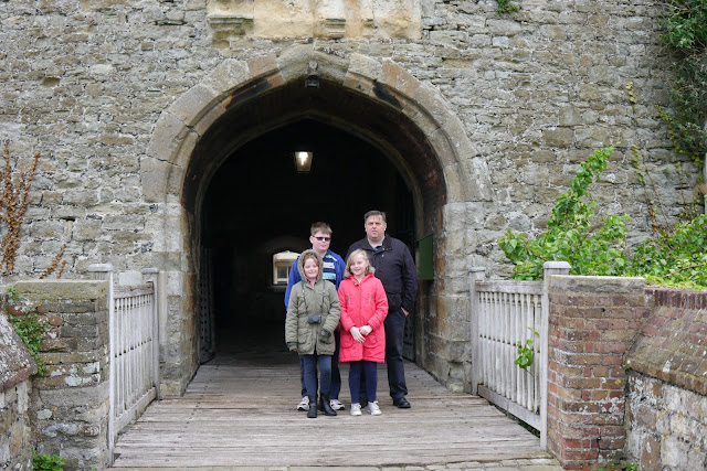 Two fabulous English Heritage castles to visit in Kent. Great for a family day out, lots to see and learn and easy to visit both in one day