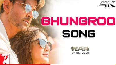 Ghungroo Song Lyrics | War | Arijit Singh New Song 2019