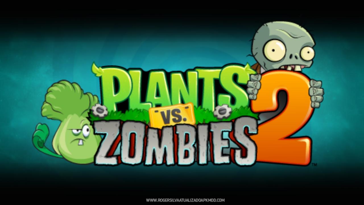 Plants vs Zombies 2 mod apk 9.0.1