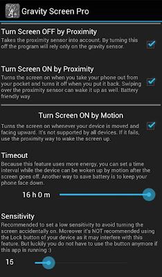 Cara Menyalakan / Mematikan Layar HP Android Tanpa Menekan Tombol Power