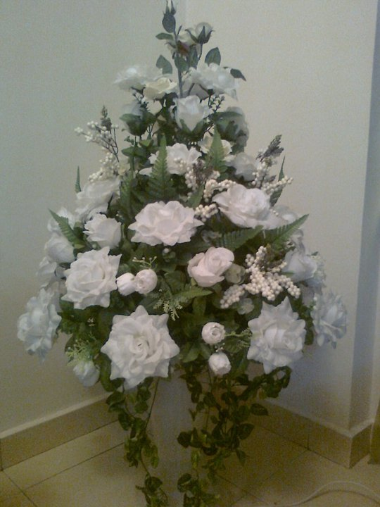 Gubahan Bunga Code Gb 05 Khas Untuk Pelamin Hiasan Ruang Tamu