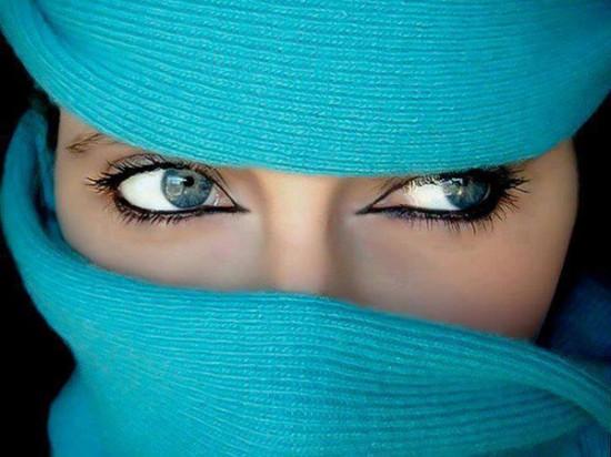 Beautiful Kajal Eyes DP for Whatsapp Profile