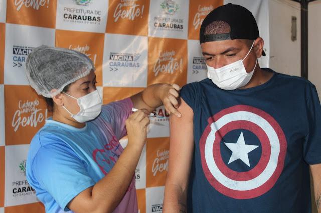 Secretaria de Saúde dá prosseguimento à vacinação para o setor industrial