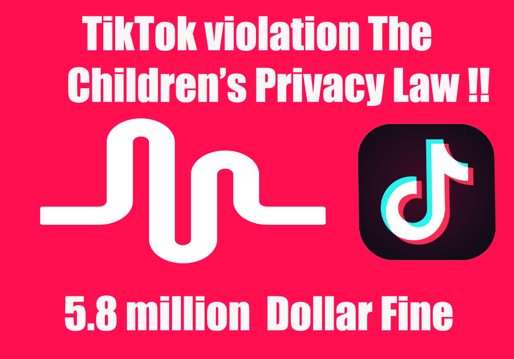 FTC Fines Owners of TikTok For Alleged Violation Of