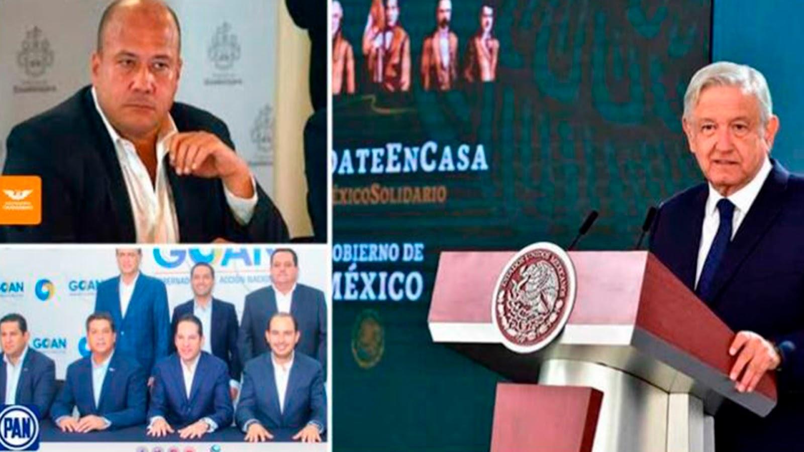 Tómala: AMLO ordena no dar aval para que gobernadores contraten más deuda