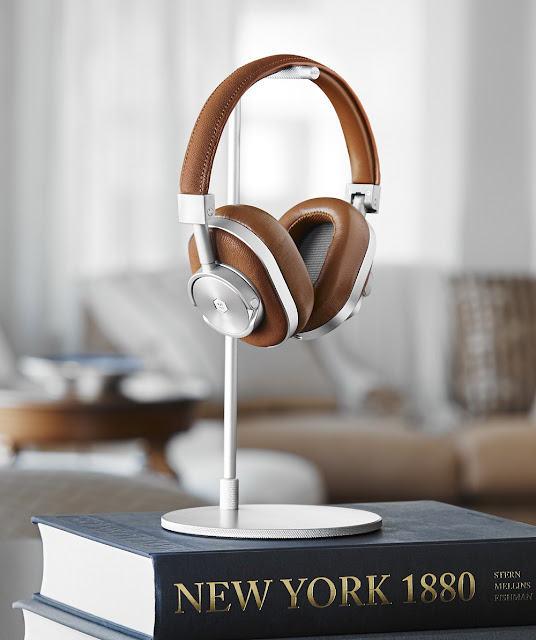 Wireless headphones - Master & Dynamic MW60