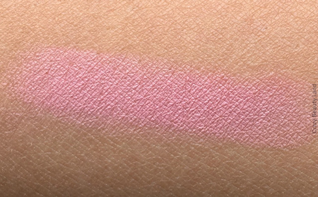 theBalm INSTAIN Long-Wearing Powder Blush in Argyle Review Swatches Where to buy India