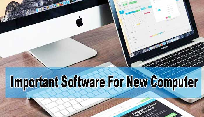 Useful Software for New Computer in Hindi