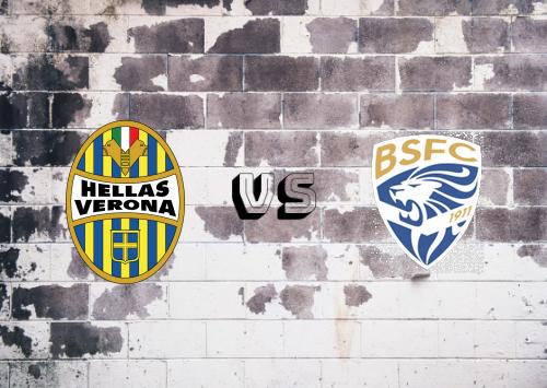 Hellas Verona vs Brescia   Resumen