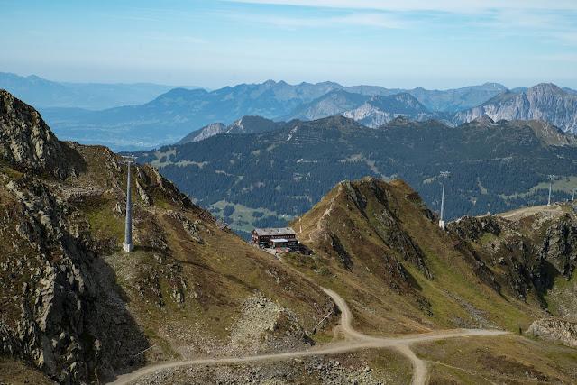 Gipfelweg Zamangspitze  Wandern Silvretta-Montafon  Vorarlberg 09