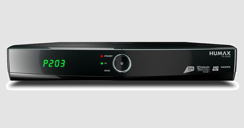 Recensione decoder Tivùsat Humax HD-5600S