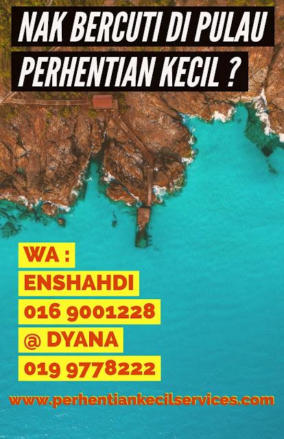 Pakej Ke Pulau Perhentian Kecil atau Pulau Perhentian Besar  2018 Murah