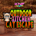 Knf Outdoor Kitchen : Cat Escape