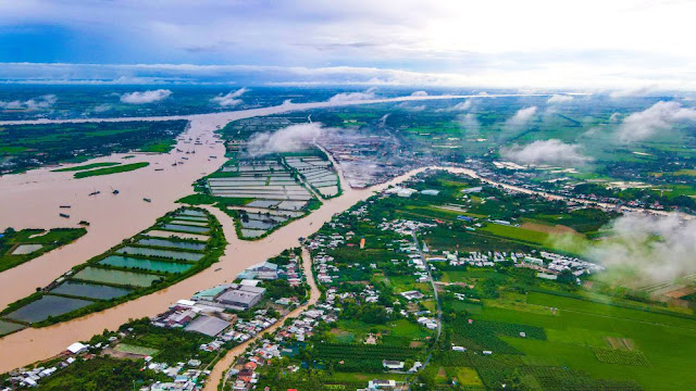 Một góc An Thạnh Trung, Chợ Mới Ảnh Bất Động Sản Nam Miền Tây