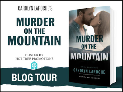 Murder on the Mountain Blog Tour