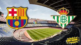 Барселона – Бетис прямая трансляция онлайн 11/11 в 18:15 по МСК.