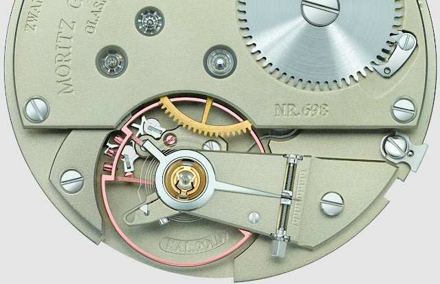 Moritz Grossmann calibre 201.0