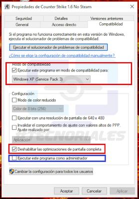 Compatibilidad Windows 10