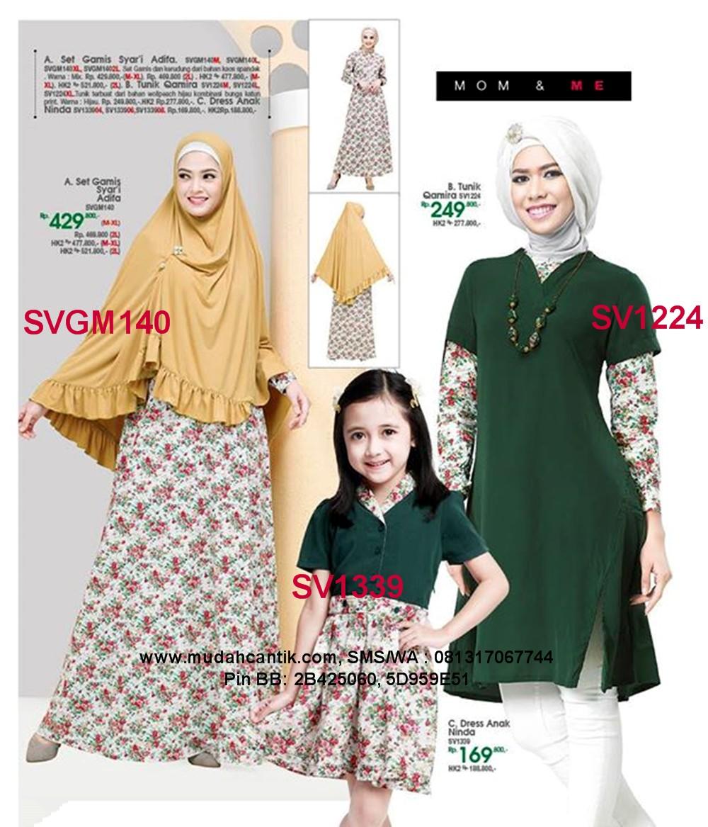 Pakaian Wanita Indonesia Baju Muslim Modern Terbaru Busana