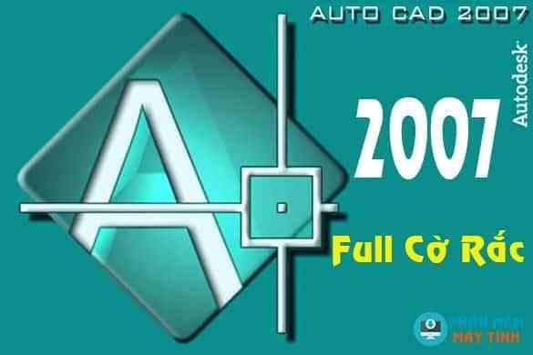 Download Phần Mềm AutoCAD 2007 Miễn Phí Mới Nhất