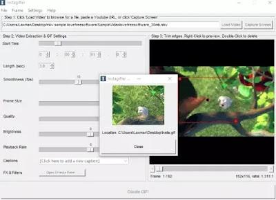 5 Software untuk mengubah file MKV ke GIF gratis terbaik-4