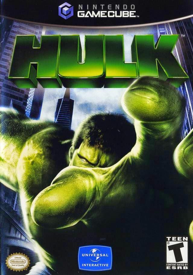 Hulk online games