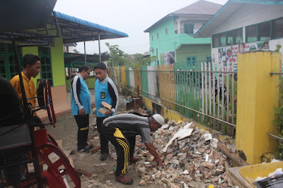 Program Jumat Bersih Kemenag Tanjungbalai