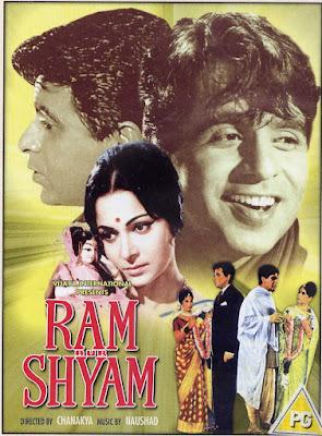 Ram Aur Shyam 1967 Hindi 720p WEBRip ESubs 1.5GB