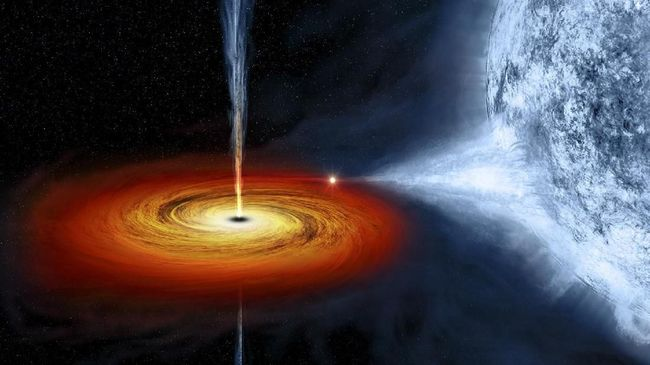 Astronom Deteksi Detak Jantung Lubang Hitam