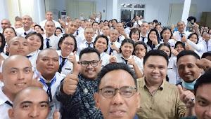 Diklat Latsar Dikunjungi Dewan, Kepala BKPSDM Ucapkan Terima Kasih Ke Fuad Cs