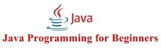 كورس أساسيات البرمجة بلغة جافا والبرمجة الكائنية