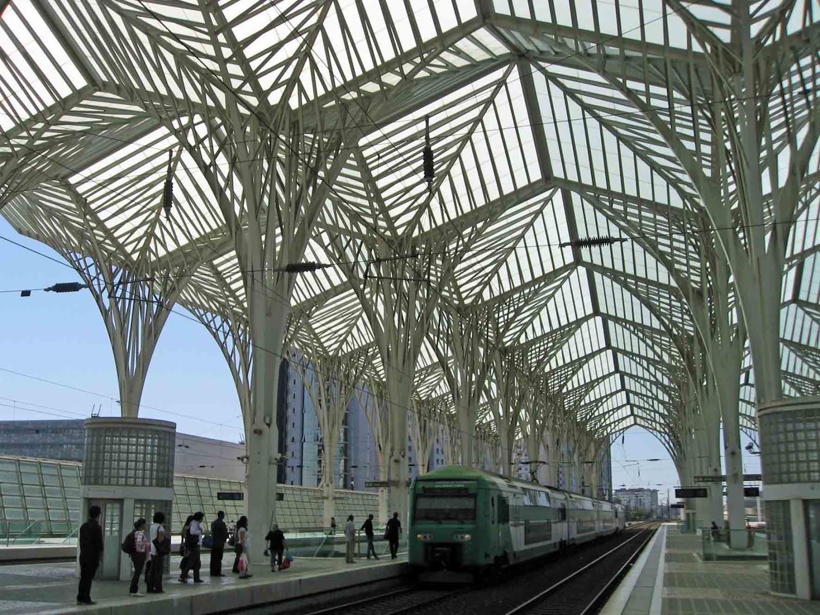 Revitcat gare do oriente nested revit repeaters part 1 for Architecture lisbonne