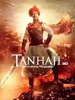 Tanhaji Full Movie Download | 720p | 480p |Full Hd