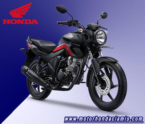 Brosur Kredit Motor Honda CB Verza Ciamis