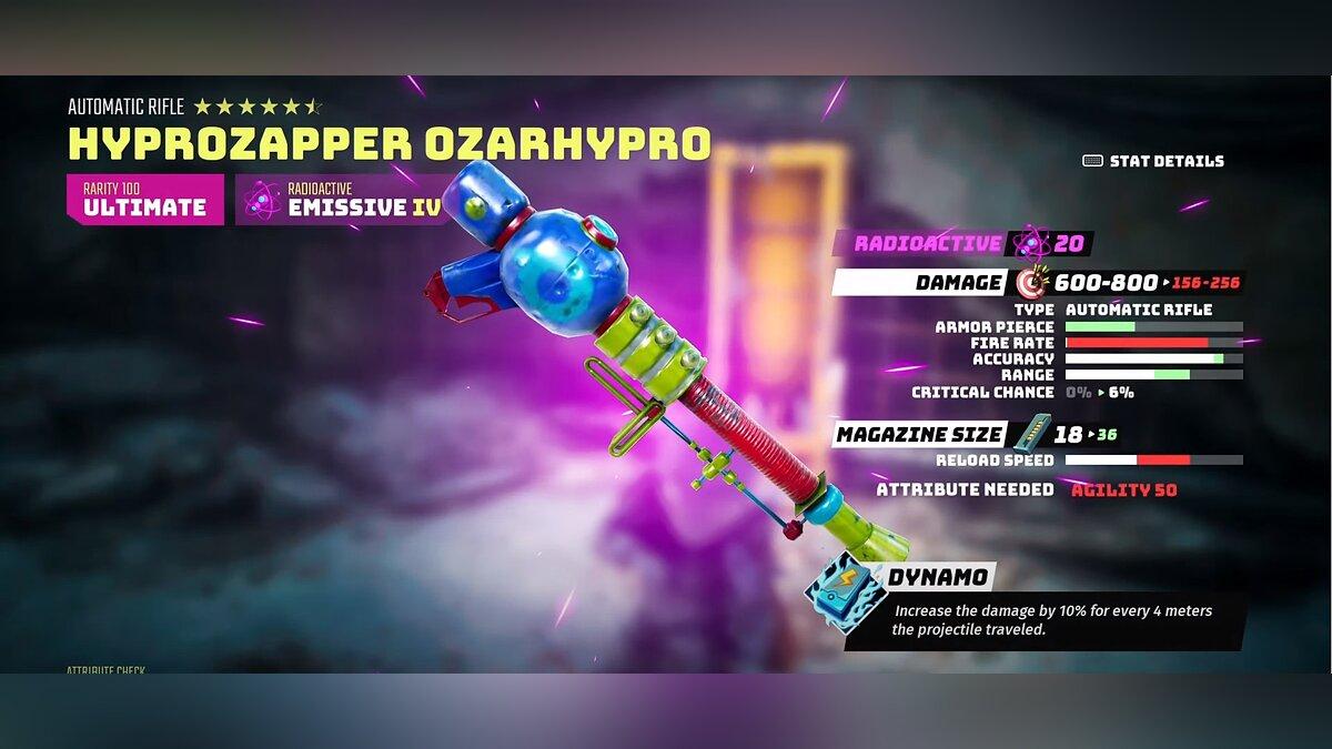 Hyprozapper ozarhypro