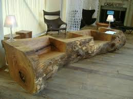 32 ideias de decoração utilizando troncos e galhos de árvores